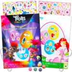 Easter Egg Brightening Unit Disney Stickers