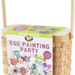 Kid Made Advanced Egg Portray Party Make Unit